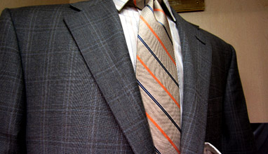 Custom clothing and tailoring by Davelle Clothiers