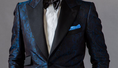 Luxury made-to-order menswear by David August