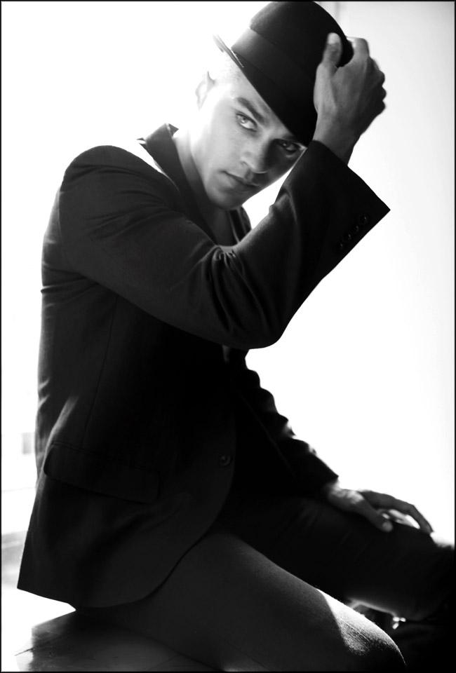 David Needleman - a US portrait photographer