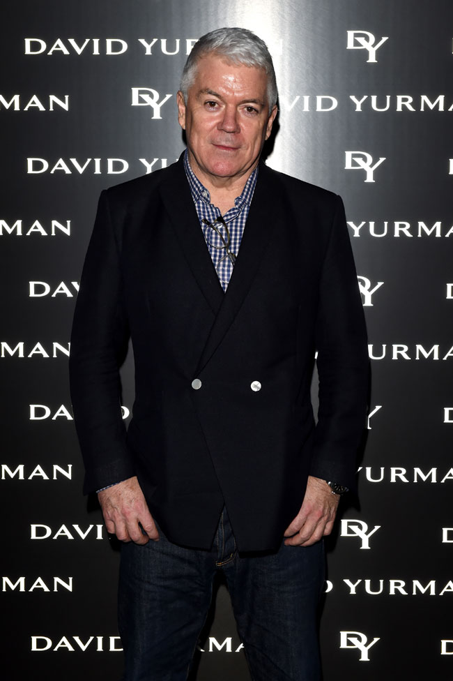 David Yurman Hosts First Men's Collection Exhibition in Collaboration with Artist Anthony James