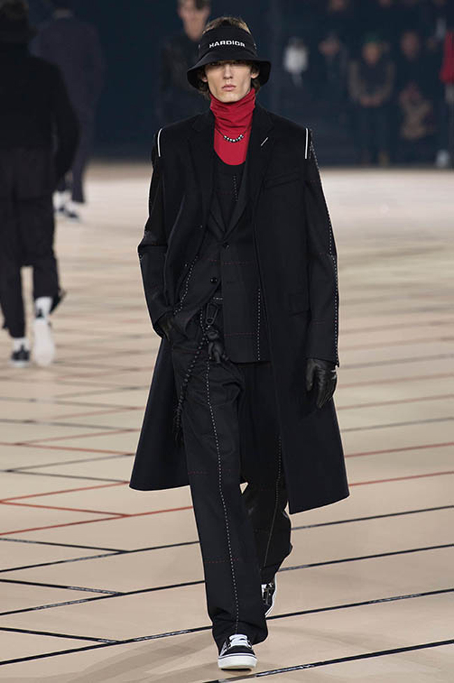 Dior Homme Fall/Winter 2017-2018 collection
