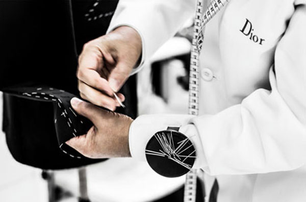How Dior Homme make their suits