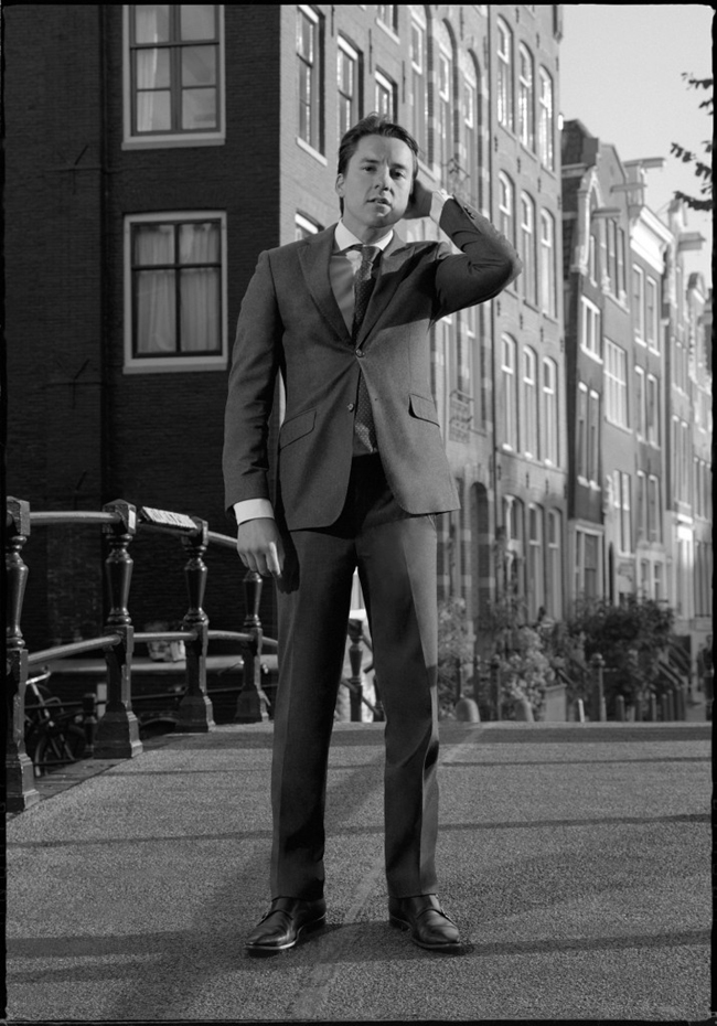 Tessuto Divino - tailored suits from the Netherlands