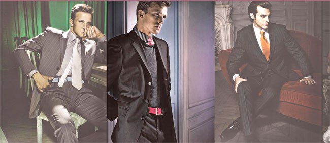 Quality tailor made suits by Dorset Tailoring
