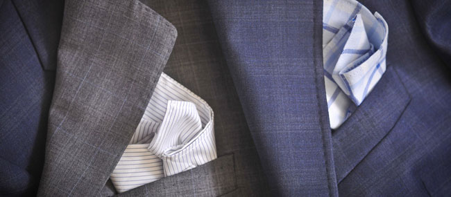 Men's and boys' bespoke suits by DUCA Sartoria NY
