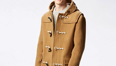Classic men's coats: Duffle coat