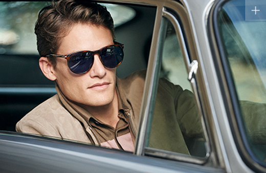 Dunhill Spring/Summer 2016 campaign