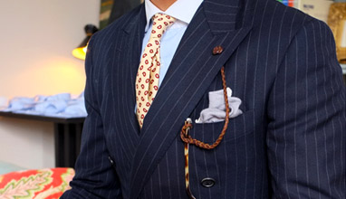 E. Marinella - the perfect bespoke necktie