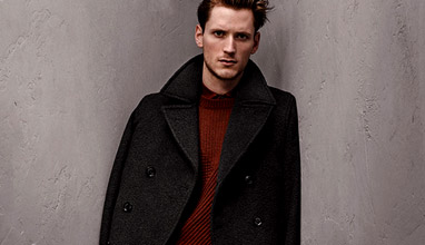 Menswear and accessories for Fall-Winter 2015/2016 by Ermenegildo Zegna