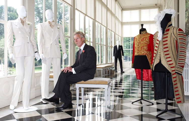Edward Sexton - London Bespoke Master Tailor
