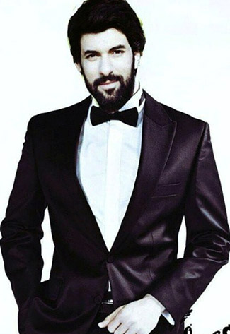 Engin Akyurek is the winner in Most Stylish Men May 2016 - Category Cinema
