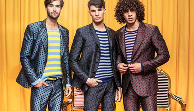 The urban hero - Ermanno Scervino Spring-Summer 2017 collection