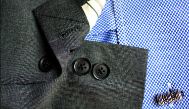 Custom-made menswear by Ethan Todd Clothiers from Florida