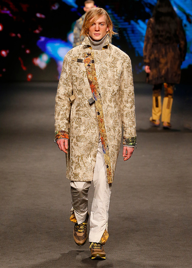 Etro Fall/Winter 2017-2018 collection - full of colours