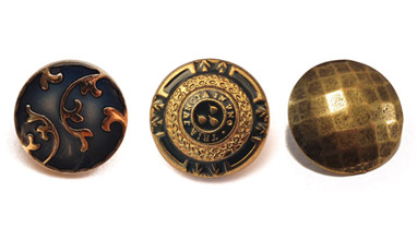 Men's Suit Accessories: F.B.M.A buttons