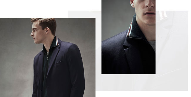 Modern tailoring by Farfetch