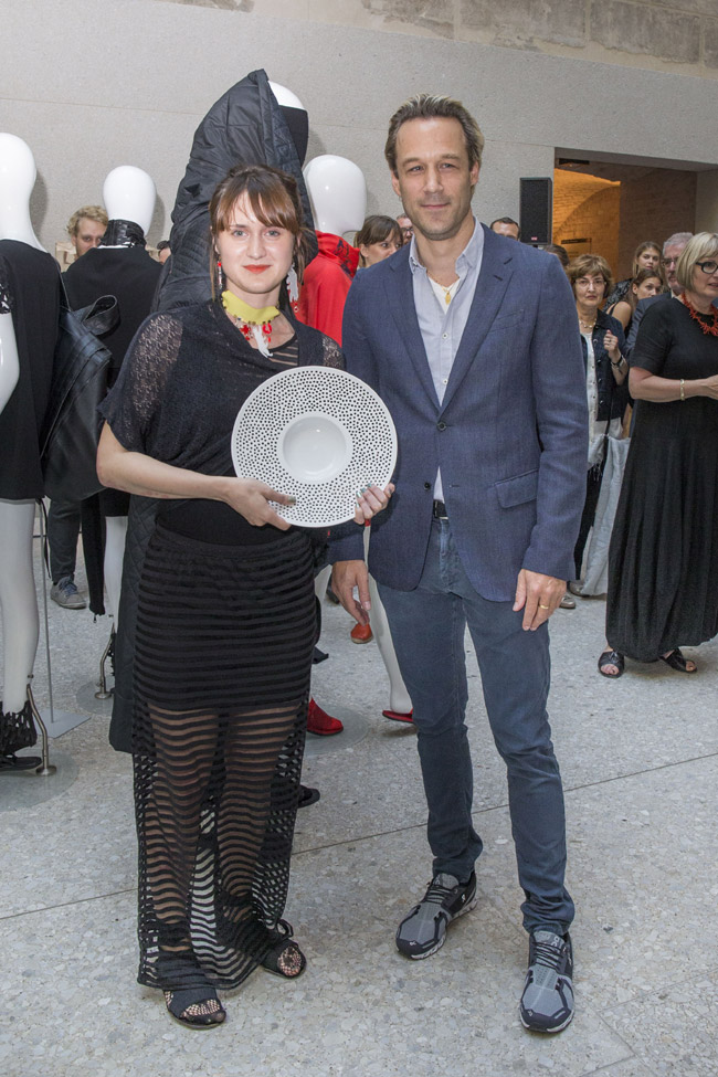 European Fashion Award FASH 2016 Awarded to Seven Promising Young Designers