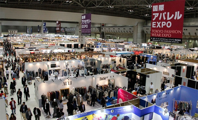 Japan`s Largest Fashion Trade Expo Invites Global Fashion Industry Professionals