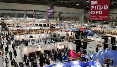 Japan's Largest Fashion Trade Expo Invites Global Fashion Industry Professionals