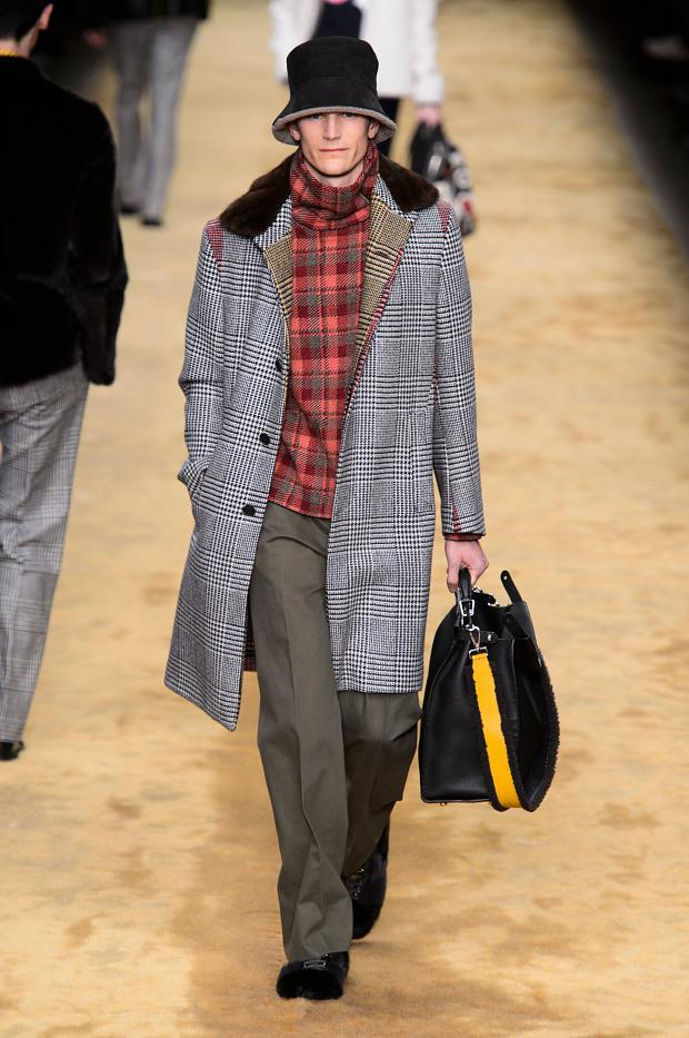 Fendi Autumn/Winter 2016-2017 collection
