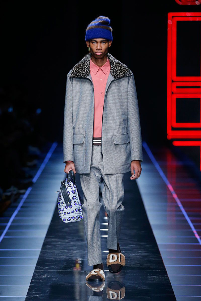 Fendi Fall/Winter 2017-2018 collection