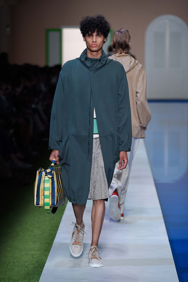 Fendi Spring/Summer 2017 collection