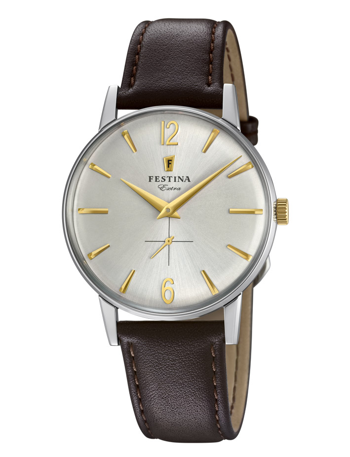 Prestigious watch brand Festina reedits its legendary 1948 Extra collection