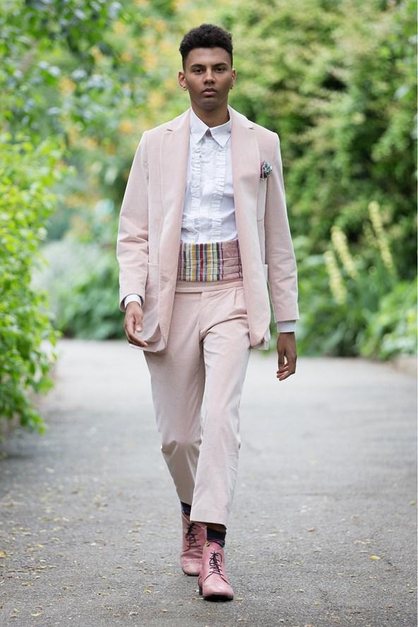 Florin Dobre Spring-Summer 2017 menswear collection