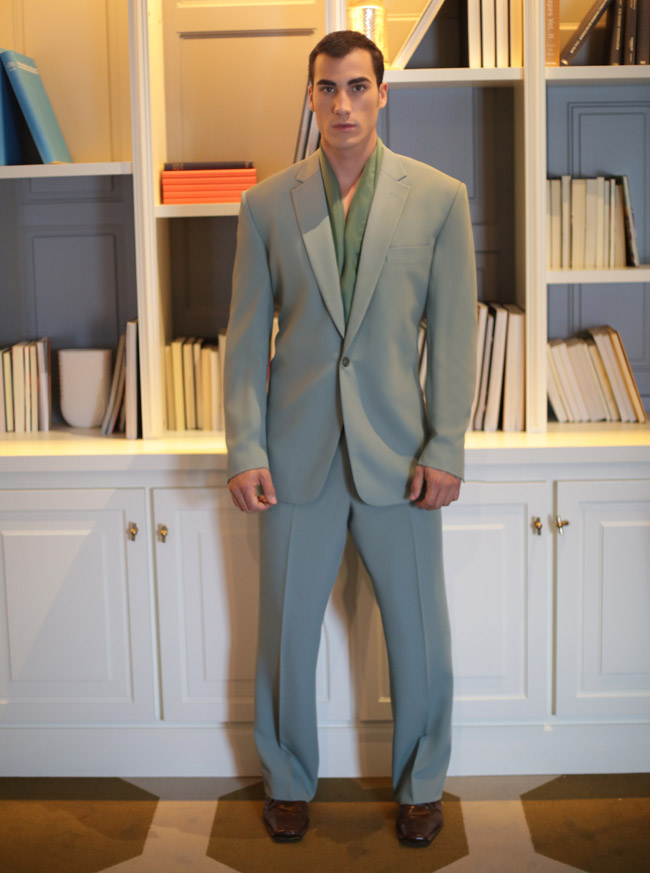 A CUT ABOVE - Franklin Eugene Spring-Summer 2017 menswear collection