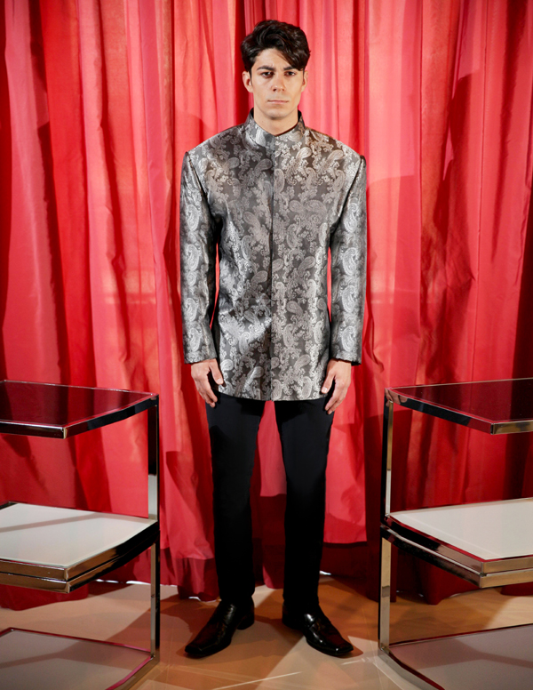 FRANKLIN EUGENE METAL - Men's Fall/Winter 2016/2017– Milano Moda Uomo