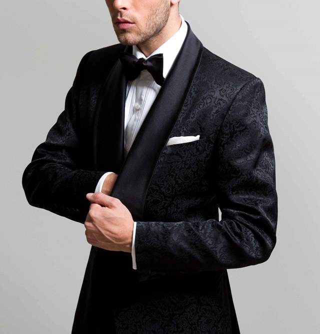 GANDHUM Spring-Summer 2016 men's suit collection