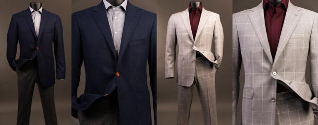 Savile Row tailors: Gary Anderson