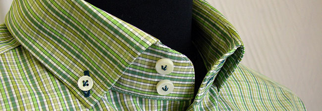 Mel Gambert shirt maker announced as a finalist for the 2016 New Jersey manifacturing awards
