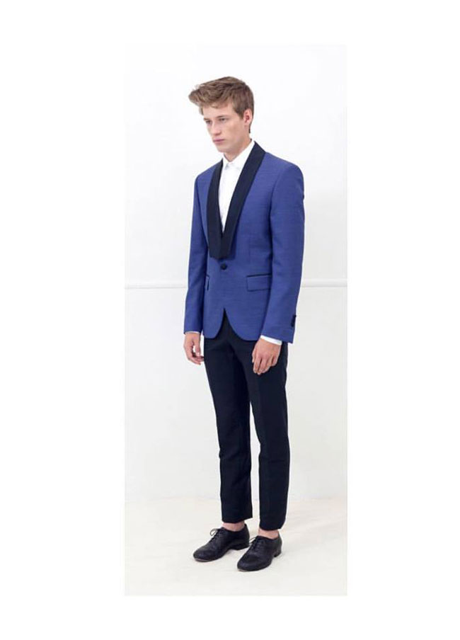 Spanish tailored suits by Garcia Madrid