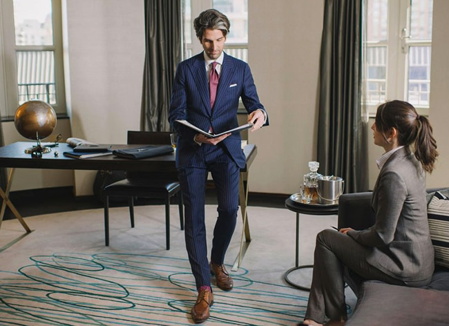 Garrison Bespoke - One of the best Bespoke and Made-to-measure tailors in Canada