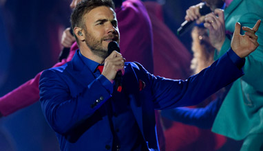 Gary Barlow is the winner in Most Stylish Men January 2016 - Category Music