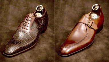 Gaziano & Girling - bespoke shoes from Savile Row