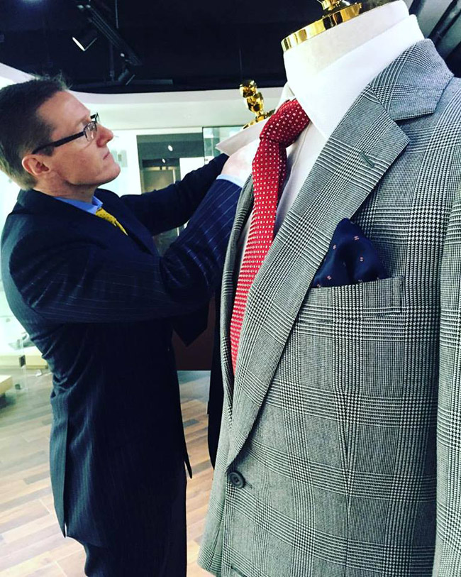 George Brummell Bespoke Tailors of London