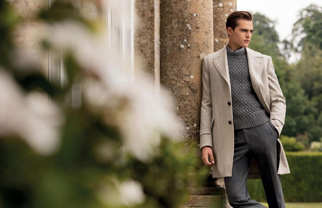 Gieves & Hawkes Autumn/Winter 2016 collection