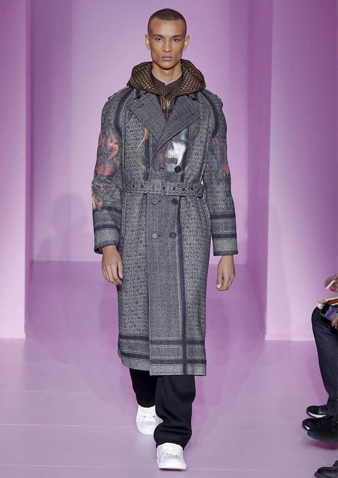 Мъжка мода: Колекция Есен-Зима 2016/2017 на Givenchy
