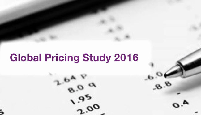Global Pricing Study 2016: Every second company involved in a price war