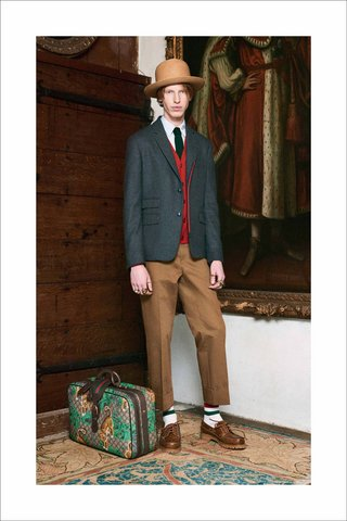Gucci Men's Cruise 2017 collection