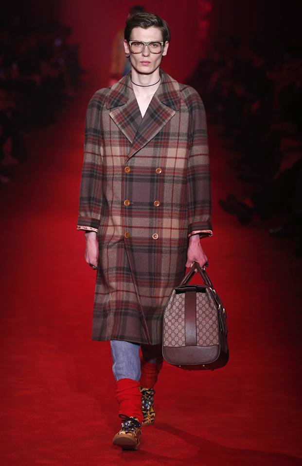 Gucci Fall-Winter 2016/2017 menswear collection