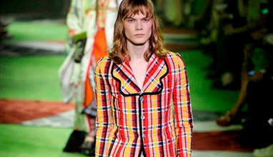Milano Moda Uomo: Gucci Spring-Summer 2017 men's collection