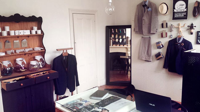 Australian made-to-measure suits by The Gwyn