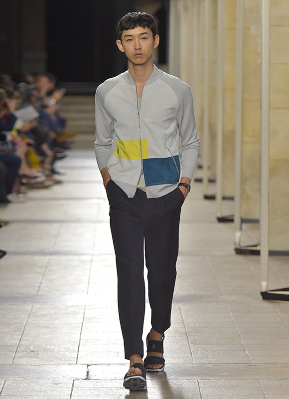 Hermès Spring-Summer 2017 Men's collection
