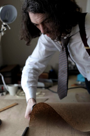 Master Tailor Rory Duffy opens Handcraft Tailor Academy in Ireland