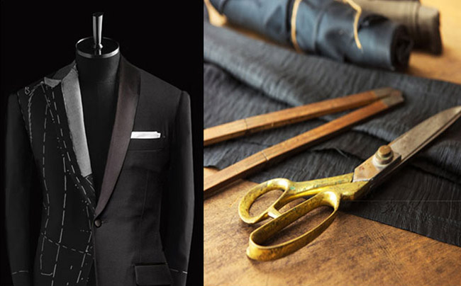Casely-Hayford made-to-measure suits