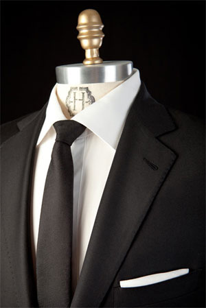 Hideoki Bespoke - express your richness of style