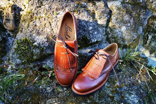 Men's shoes by Hydson Shoes